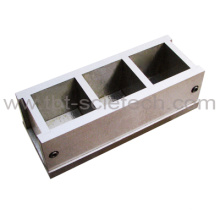 70.7 Split Three Gang Cube Testing Mould