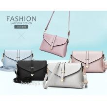 Dos estilos solo bolso de hombro China bolso Proveedor al por mayor Moda tendencia señora PU bolso de cuero bolso DB12