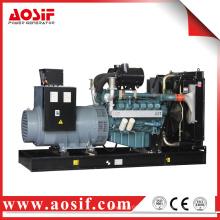 AOSIF Korea von Doosan Motor angetrieben Diesel kleinen Anhänger montiert Generator