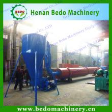 Chine meilleur fournisseur industriel large utilisé rotatif copeaux de bois tambour sèche-linge / copeaux de bois tambour sèche-linge 008613343868847