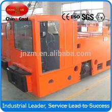Locomotive à pile 45T pour le fabricant de l'industrie minière