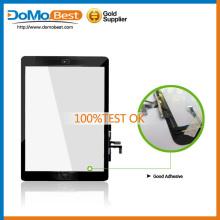 Sustitución de pantalla táctil mejor DoMo de aire de Ipad, Ipad aire pantalla táctil, pantalla digitalizador Ipad aire