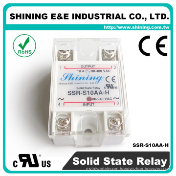 SSR-S10AA-H Taiwan 10A 480V Industrial Solid Phase State Relay