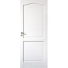 Weiß grundiert Stile & Schiene Tür für Zimmer
