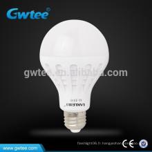 Fabriqué en Chine super brillant 10w led ampoules