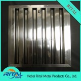 SS 430 Baffle Filter for commercial-type Kitchens