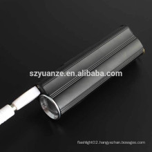 usb rechargeable flashlight, usb flash drive flashlight, usb flashlight flash drive