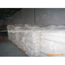Tejidos grises 100% tejidos de algodón