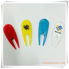 Brinde promocional para ferramentas de plástico para golfe (OS04005)