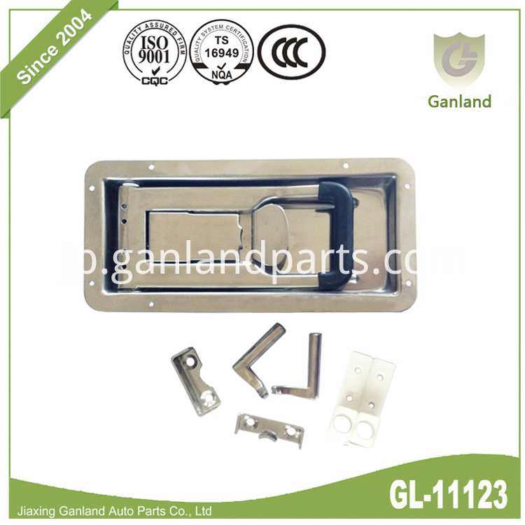 Recessed Door Locking GL-11123