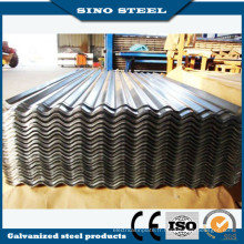 Feuille chaude de toiture ondulée de vente chaude faite en Chine