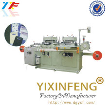 Digital Colorful Paper Foil Hot Stamping Cutting Machine