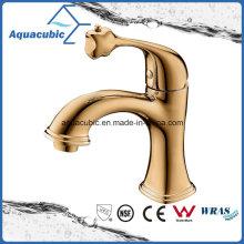 Polished Rose Gold Single Handle Tap Faucet (AF9921-6A)