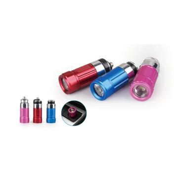 Lanterna recarregável versátil de 1 Watt