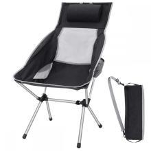 As cadeiras de praia com encosto alto mais confortáveis