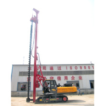 Long Auger Pipe Rotary Drilling Rig Machine