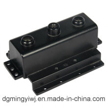 De aleación de magnesio piezas de fundición a presión (MG9045) con aceite de goteo hecho en fábrica china