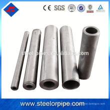 Tubo de aço ASTM A213, tubo de aço sem costura fabricado na China