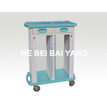 B-106 ABS Case History Folder Trolley