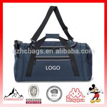 Sac de voyage bon marché personnalisable de bagage de polyester de bonne qualité de week-end