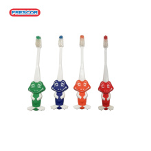 Frog Shape Colourful Soft Kids Toothbrush