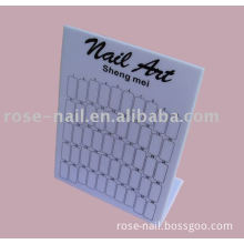 nail art design display,  manicure supplies, nail accessory