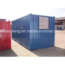 Modernes Fertigcontainerhaus mit Schlafzimmer und Toilette