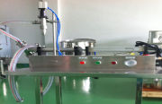 Full-pneumatic Horizontal Self-suction Ointment Filling Machine For Chemical Industry