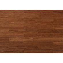Plancher en bambou de structure tissée par couleur intérieure