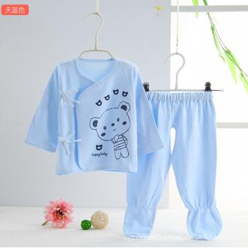 0-3m algodón y ropa de bambú del bebé