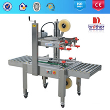 Semi Auto. Carton Box Sealing Machine with 304 Stainless Steel Fxj6050s