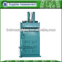 compactadora hidráulica de plástico