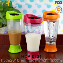 Hot Sale 450ml Plastic Vortex Bottle (HDP-0731)
