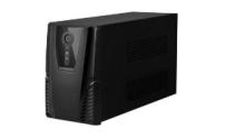 無停電電源装置の気の狂ったコンピューター