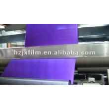 Película de fio metalizado poliéster