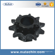 China ISO9001 Foundry Custom Ductile Cast Iron Sand Casting Gear