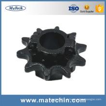 China Engrenagem de carcaça dútile feita sob encomenda da areia do ferro fundido da fundição ISO9001