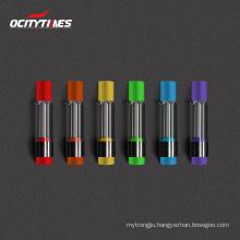 Factory vaporizers wholesale e cigarette vape 510 thread ceramic glass cbd cartridge
