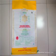 Colorful Print PP Woven Bag