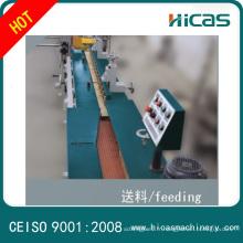 Machine semi-automatique de joint de doigt de placage de presse de joint de doigt