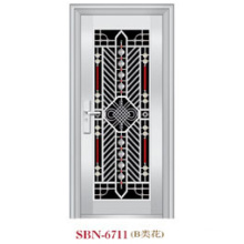 Stainless Steel Door for Outside Sunshine  (SBN-6711)