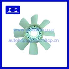 Cuchillas del ventilador de enfriamiento del radiador automático para MITSUBISHI Engine 8DC90 8DC91A para FUSO F320 FV415 ME060129 8Blades 7Holes