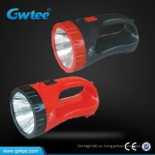 Proyector de energía recargable multifuncional de la vela el mejor reflector al aire libre