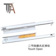Accessoires matériels Caisson d'armoire Touch Open Slider