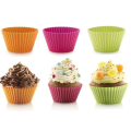 Siliconen cakevorm Muffin Cupcakevorm