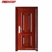 TPS-023 China Yongkang Manufacturer Wholesale Steel Security Door with Competitive Price