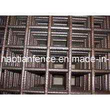 Estrutura de arame de reforço em betão