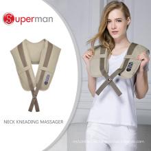 Tipo de golpe de correa de masaje de acupresión Relax cinturón de alivio de dolor de cuello y hombro