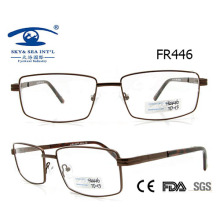 New Design Classical Style Man Beautiful Metal Glasses Frame (FR446)
