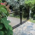 Diseño floral antiguo al por mayor más vendido de la puerta del arrabio del jardín